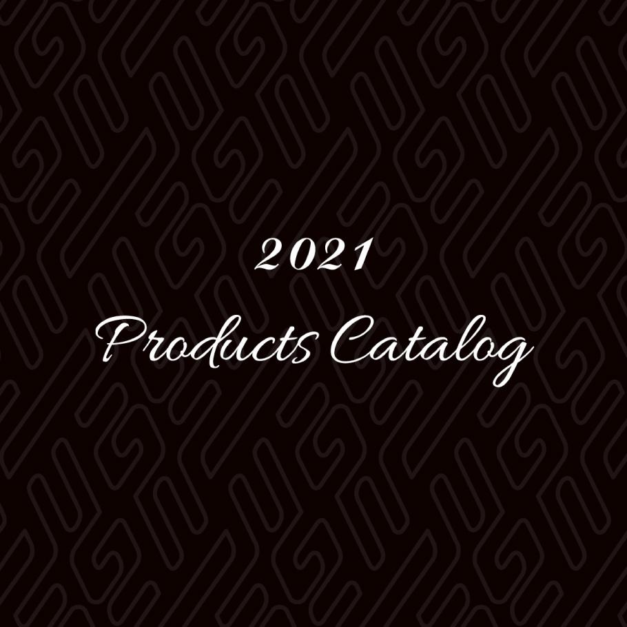 2021年製品カタログ