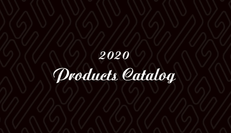 2020 製品カタログ
