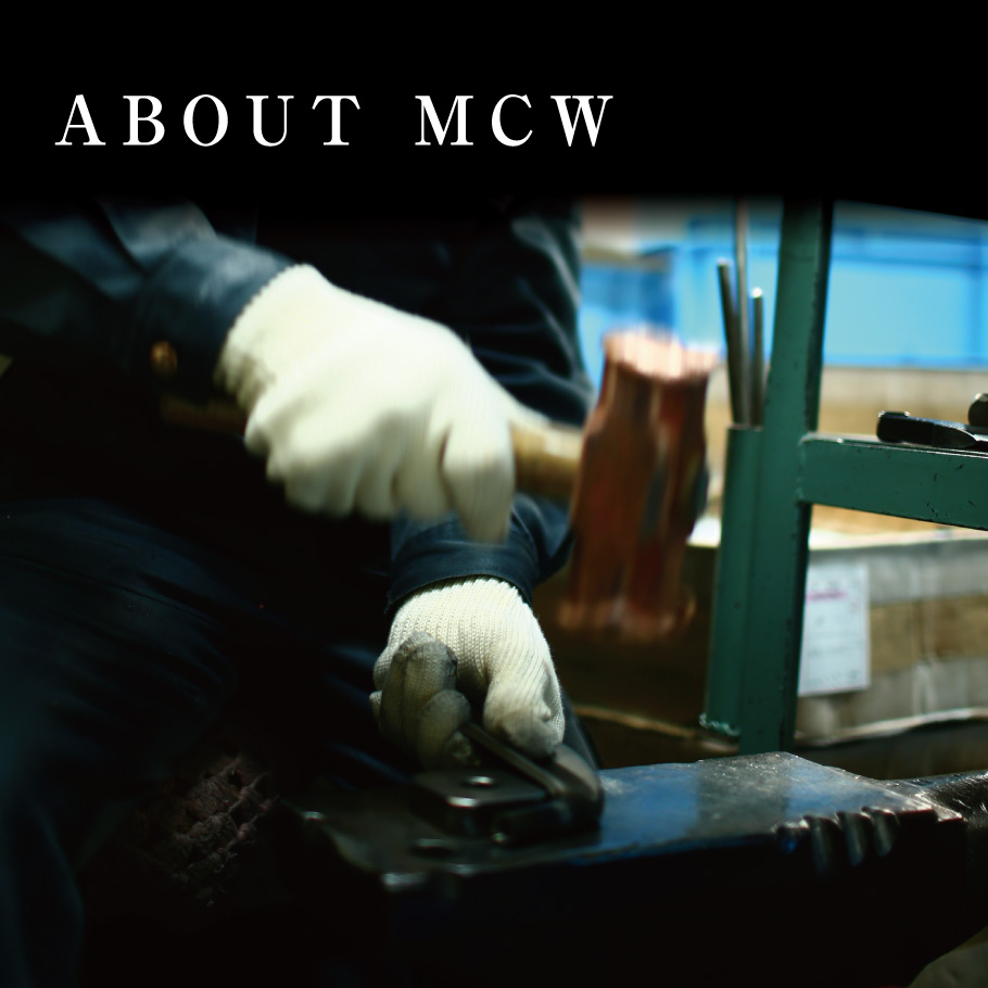 ABOUT MCW
