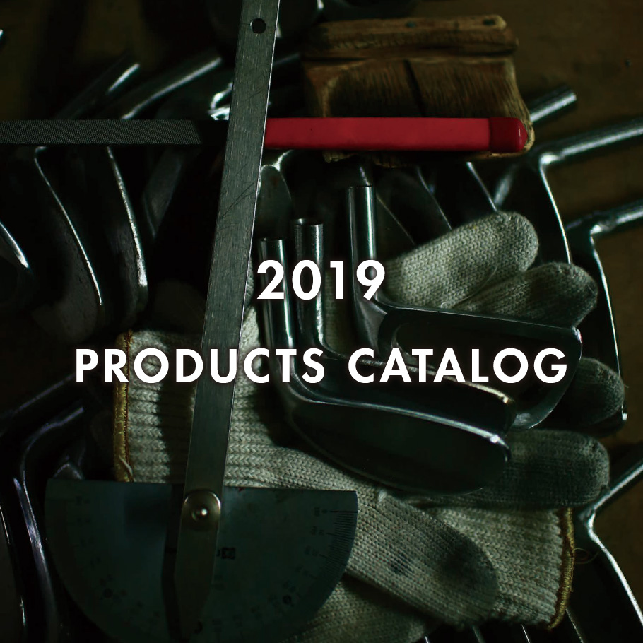 2019 PRODUCTS CATALOG