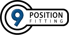 9 position fitting